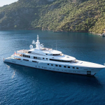 luxury superyacht for sale
