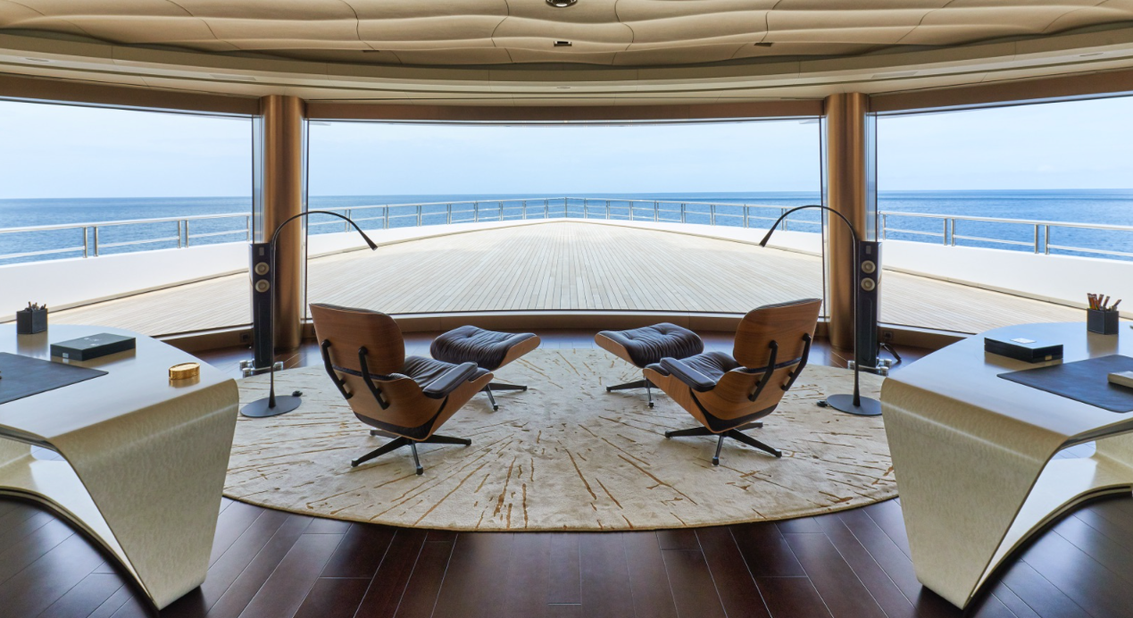 superyacht interiors