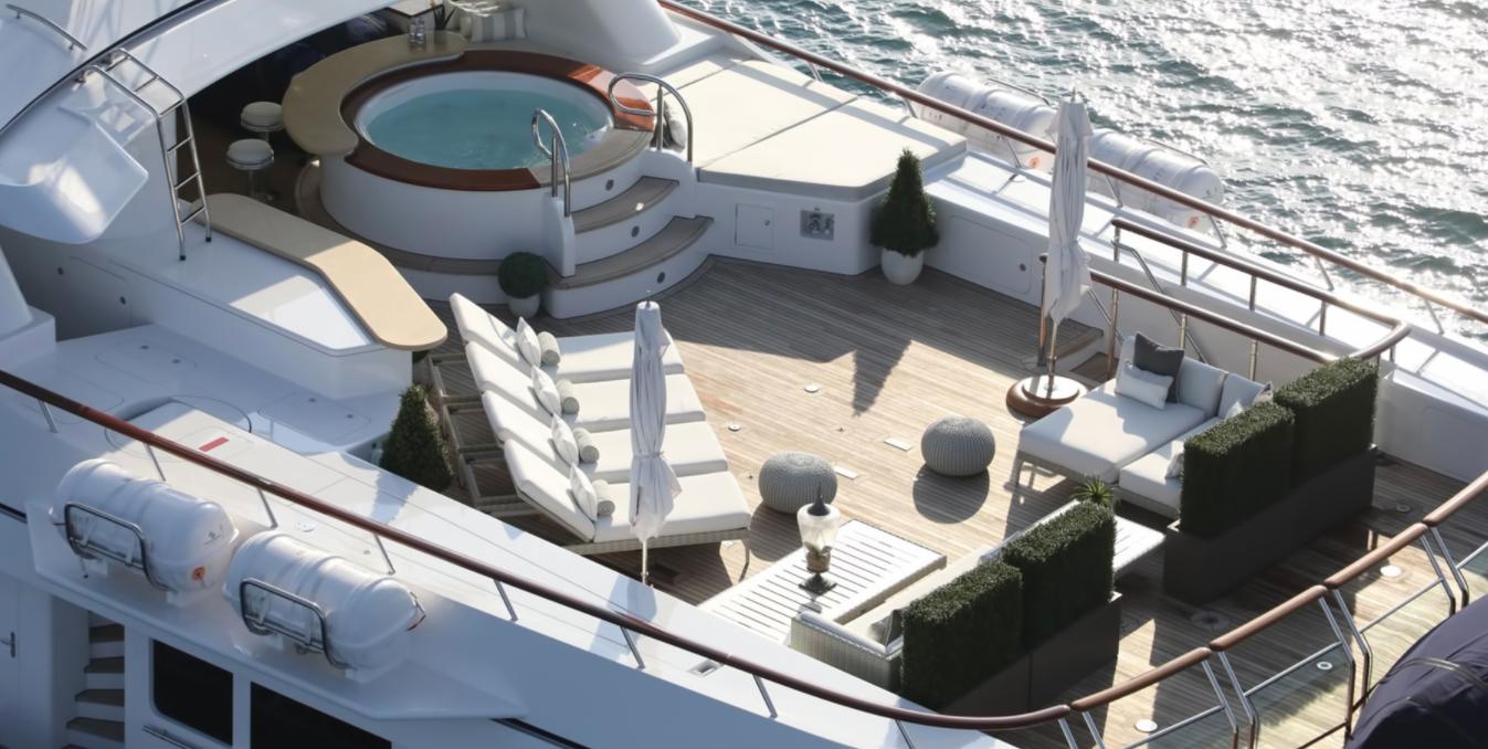 superyacht interiors