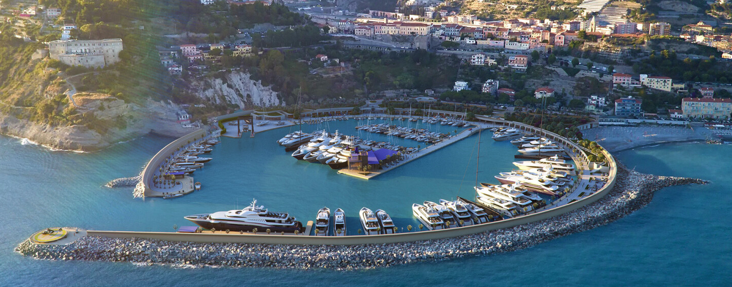 superyacht marinas